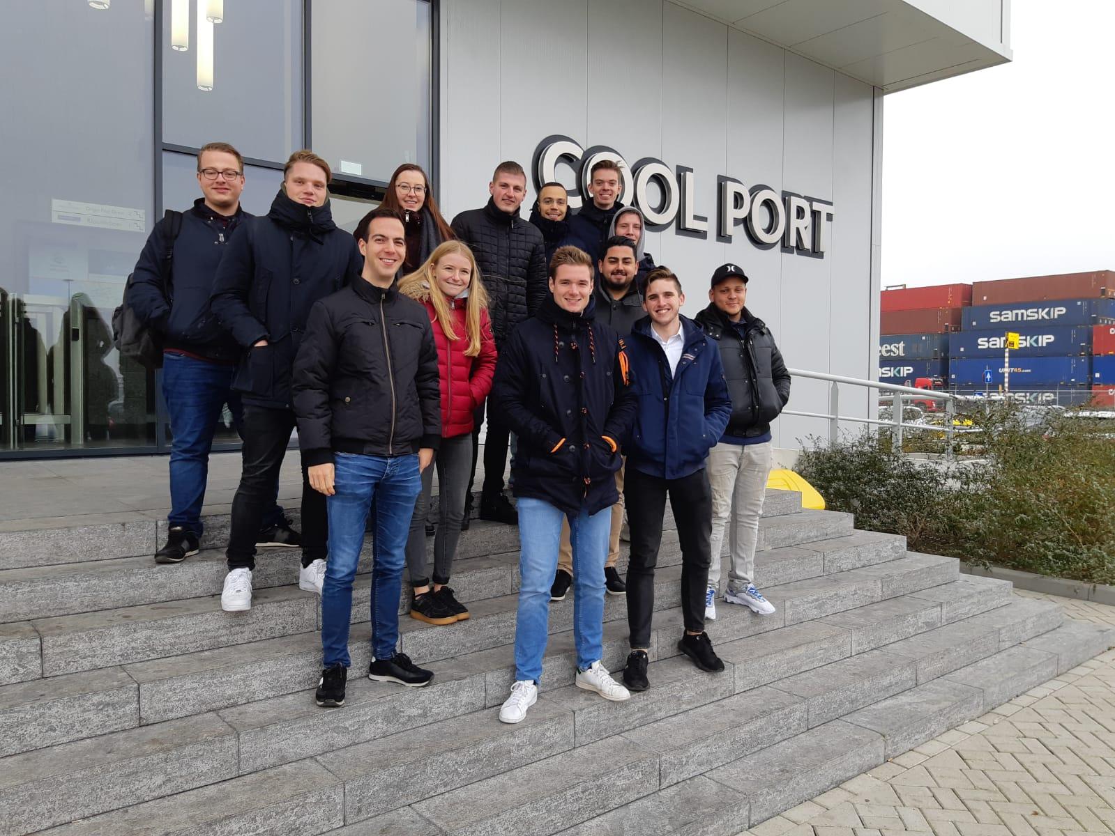 Excursie Kloosterboer Cool Port B.V.