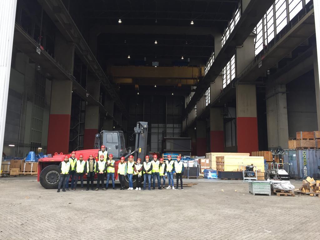 Excursie Broekman Logistics