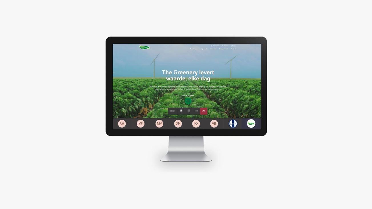 Webinar The Greenery