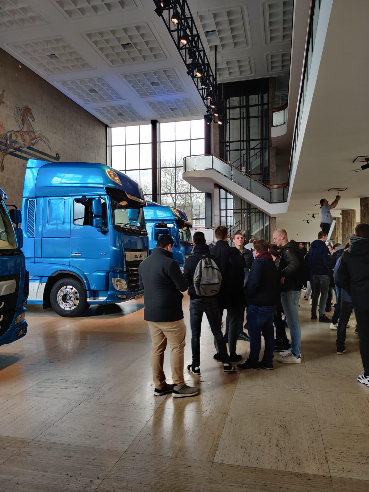 Excursie DAF Trucks